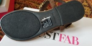 JustFab Shoes - Just Fab Thong Sandals